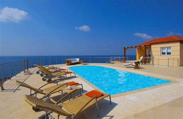Four Villas for Sale in Chania